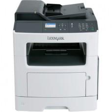 Multifunctional Laser Lexmark MX317DN, 33 ppm, ADF, Duplex, Network, toner 2500 pagini, A4