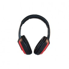 Casti audio Airfly 800, Wireless, Bluetooth, slot sd card, radio fm, Rosu/Negru