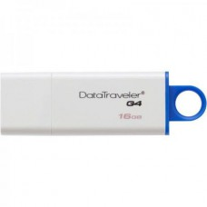 Memorie USB Kingston DataTraveler G4, 64GB, USB 3.0, Alb/Violet