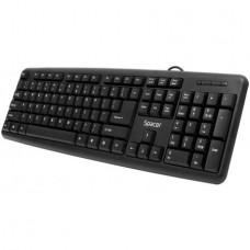 Tastatura Spacer SPKB-S62, Negru